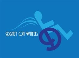 "alt=""Disney on Wheels logo."""