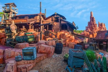 big thunder - disney