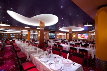 disney cruise dining - disney