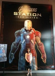 Avengers Station Poster