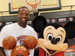 NBA experience - disney