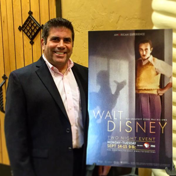 Lou Mongello Walt Disney An American Experience PBS