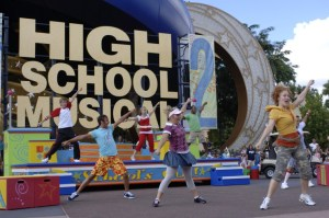High School Musical 2 Pep Rally - Disney