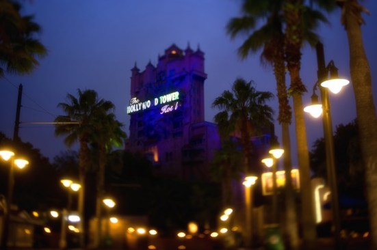 tower of terror - disney