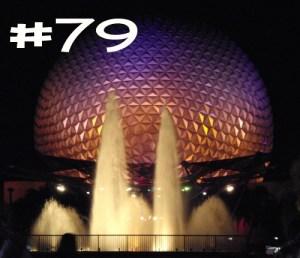 Fountian of Nations - kf / Walt Disney World Bucket List #79