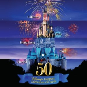 Disney's Happiest Celebration on Earth cd cover