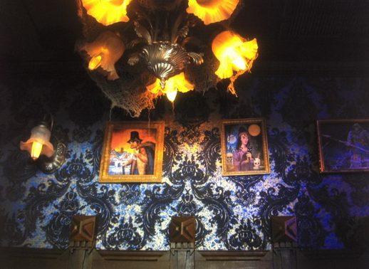 Haunted Mansion Hallway 11