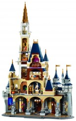 LEGO Disney Castle Interior