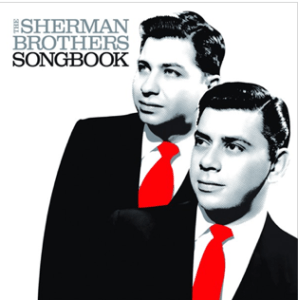 The Sherman Brothers Songbook cd cover