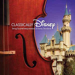 classically disney cd cover