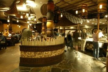 Boma Animal Kingdom Lodge tours - disney
