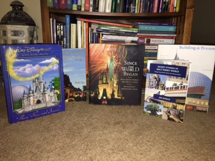 Disney books and where to find them