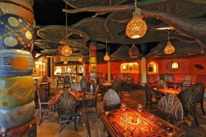 Sanaa Animal Kingdom Lodge tours - disney