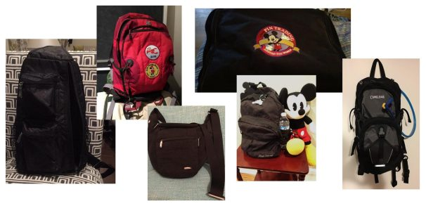 8dae81f1b20 3 Tips for Selecting the Best Park Bag for Walt Disney World - WDW ...