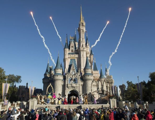 Magic Kingdom Welcome Show - disney