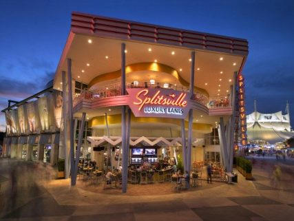 Splitsville Luxury Lanes - disney
