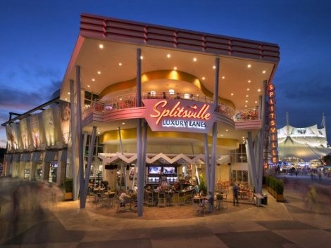 Where to watch the big game at Walt Disney World, Splitsville - disney