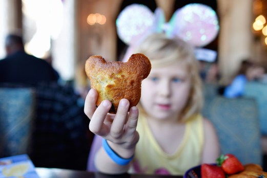 Gluten free dining in Walt Disney World