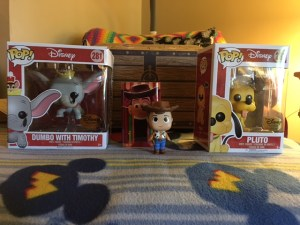 Figures in Disney Treasures by Funko subscription box