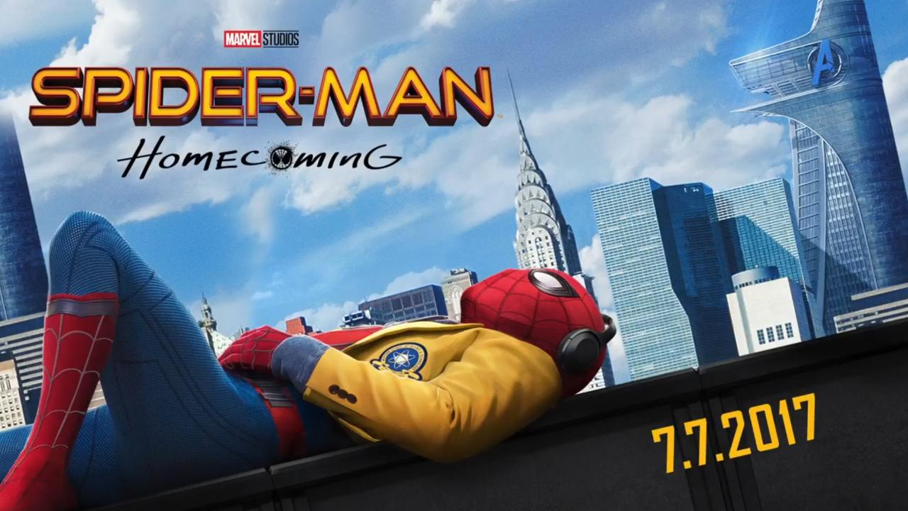 Spider-Man: Homecoming - Songs from the 80's Soundtrack - WDW