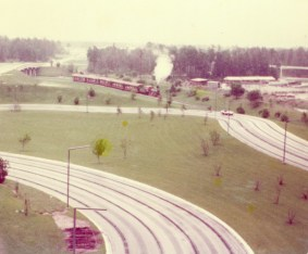 Extended Grand Prix Raceway track 1972 - kf