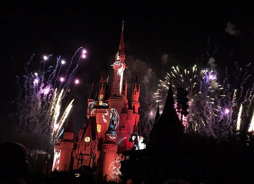 HallowWishes at Mickey's Not So Scary Halloween Party