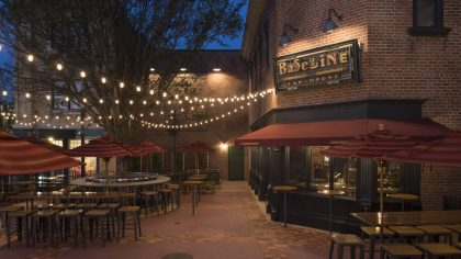 Baseline Tap House at Disney's Hollywood Studios - copyright Disney