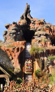 Splash Mountain  copyright Disney