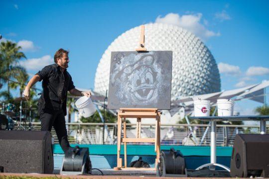 Epcot International Festival of the Arts - copyright Disney