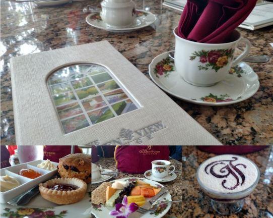 Garden View Tea Room Afternoon Tea