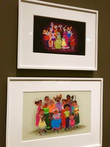 Pixar: 30 Years of Animation Coco concept art