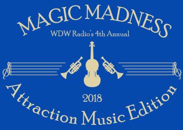 Magic Madness - logo property of WDW Radio