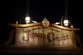 Jungle Cruise Magic Kingdom Sign