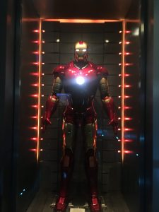 Iron Man Experience Queue