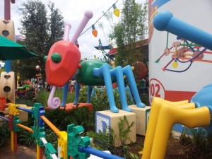 Toy Story Land Cootie Bug