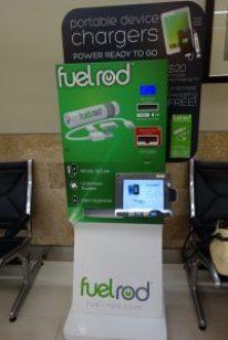 Fuel Rod Kiosk