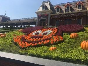 Hong Kong Disneyland entrance