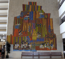 Mary Blair Mural - Flickr Creative Commons