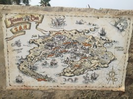 Treasure Cove Map