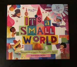 It's a Small World - classroom gift Disney book