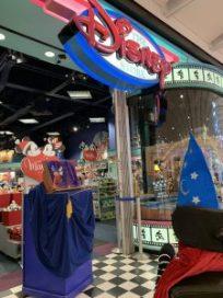 Disney Store Opening