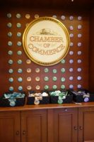 Magic Kingdom Chamber of Commerce Celebration Buttons