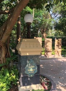 Garden of Wonders in Hong Kong Disneyland