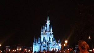 Kiss Goodnight on Cinderella Castle