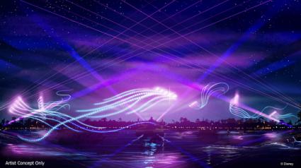 Epcot Forever Concept Art copyright Disney