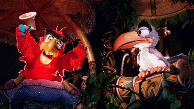 Tiki Room - Under New Management, copyright Disney