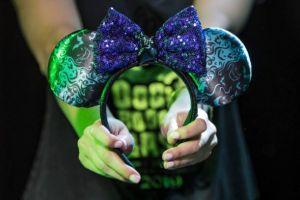"alt=""Halloween Mouse Ears at the Disneyland Resort"""