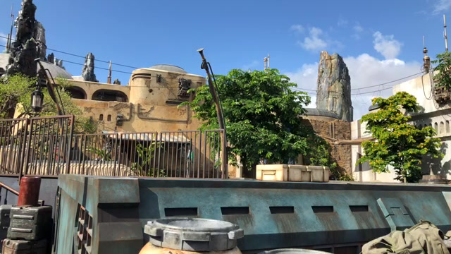 LIVE video – Dedication of Star Wars Galaxy's Edge  #GalaxysEdge #StarWars
