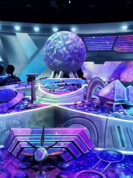 "alt=""The EPCOT Experience at the Odyssey Events Center"""