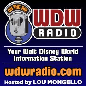 WDW Radio Disney podcast logo